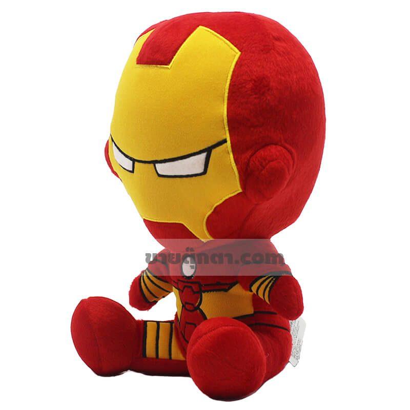 ตุ๊กตาไอรอนแมนคิวตี้จากเรื่องอเวนเจอร์ส Iron Man Cutie Avenger ของค่าย มาร์เวล Marvel
