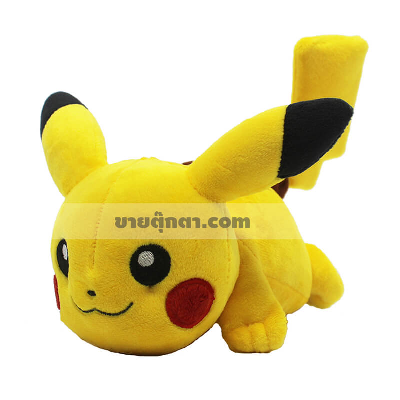 ตุ๊กตาปิกาจูจากเรื่องโปเกม่อน Pikachu Pikaju Pokemon