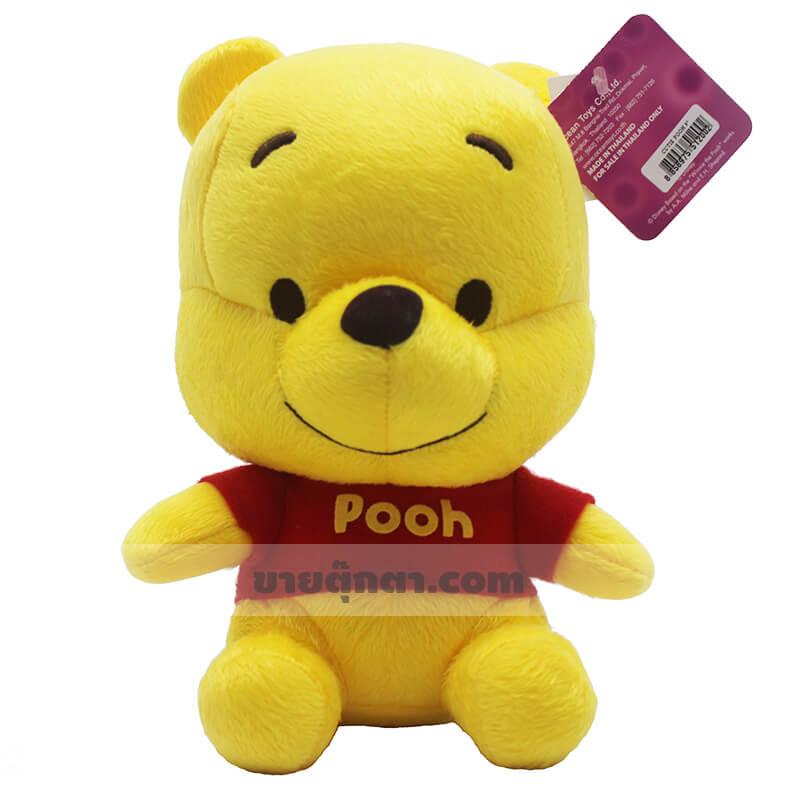 ตุ๊กตา หมีพูห์ คิวตี้ / Pooh Cutie จากเรื่องวินนี่เดอะพูห์ Winnie the pooh ของค่าย ดิสนีย์ Disney