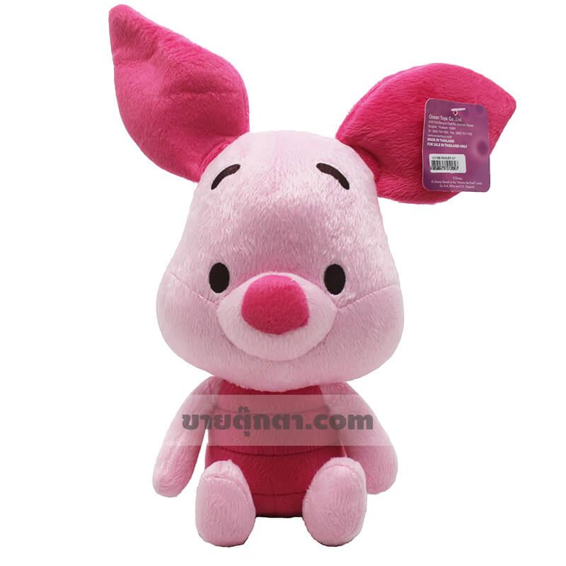 ตุ๊กตา พิกเล็ต คิวตี้ / Piglet Cutie จากเรื่องวินนี่เดอะพูห์ Winnie the pooh ของค่าย ดิสนีย์ Disney