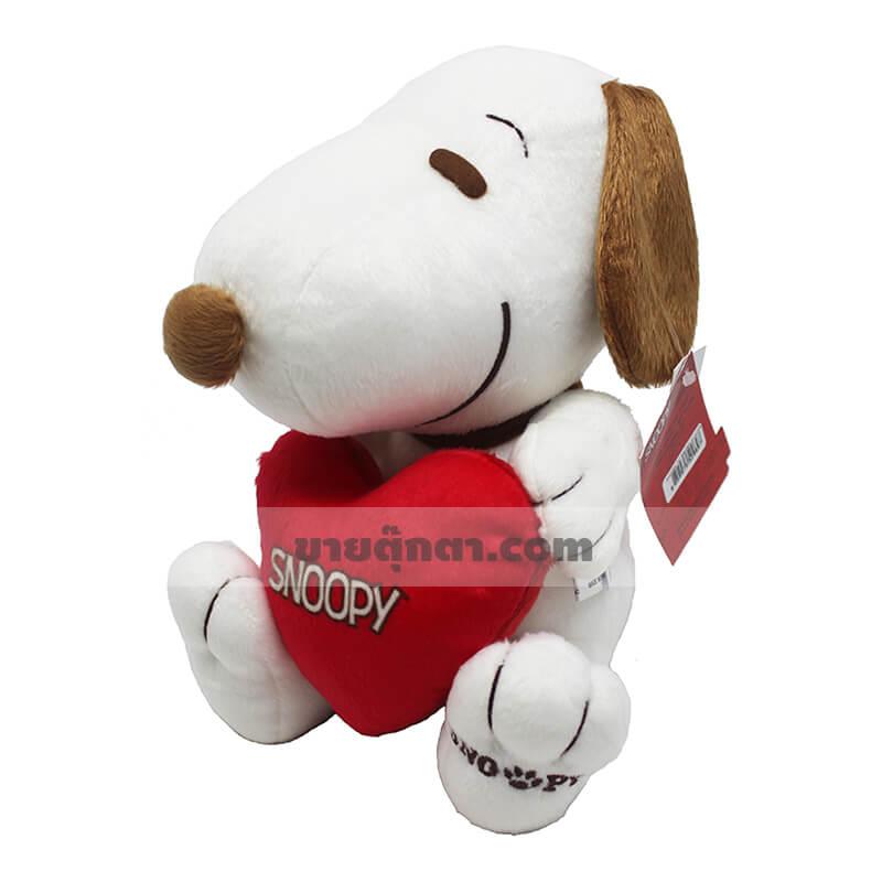 ตุ๊กตาสนูปปี้ Snoopy in Love ของค่าย ดิสนีย์ Disney