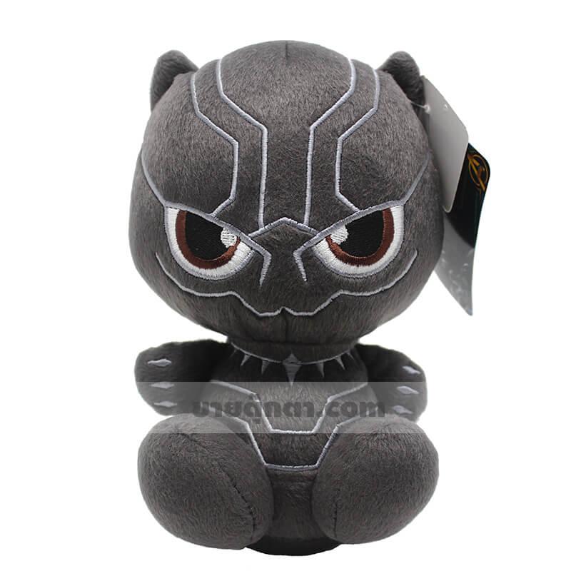 ตุ๊กตา แบล็ค แพนเทอร์ วัยเด็ก จากเรื่องอเวนเจอร์ส Black Panther Avenger ของค่าย มาร์เวล Marvel