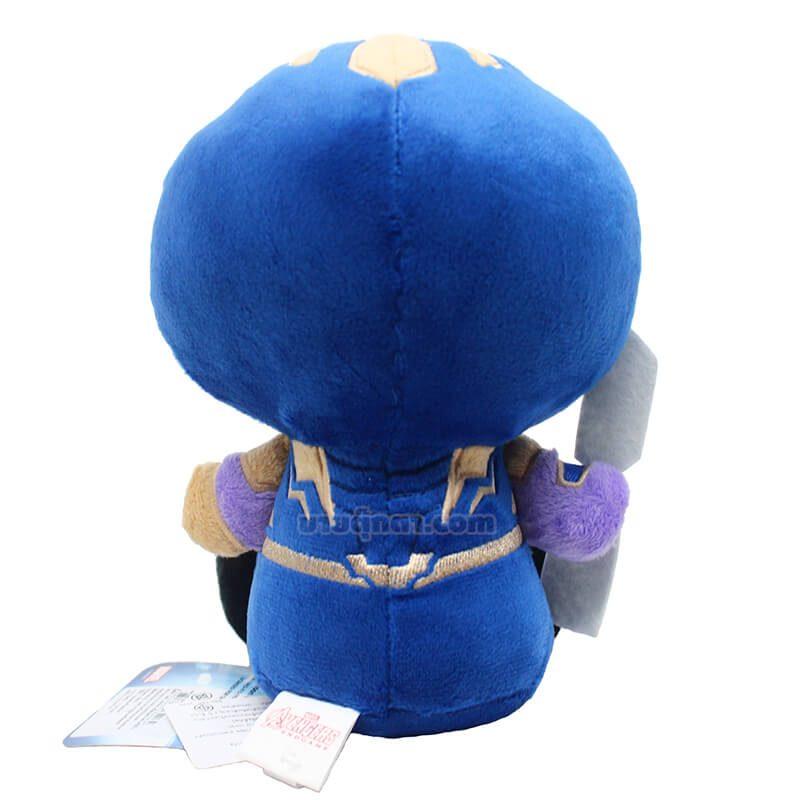 ตุ๊กตา ธานอส / Thanos จากเรื่องอเวนเจอร์ส Avenger ของค่าย มาร์เวล Marvel ทานอส Tanos