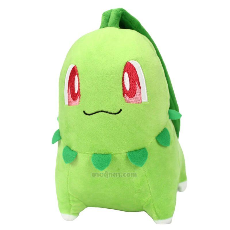 ตุ๊กตา จิโคริตา / Chikorita โปเกมอนใบไม้ Chicorita จากเรื่องโปเกม่อน Pokemon