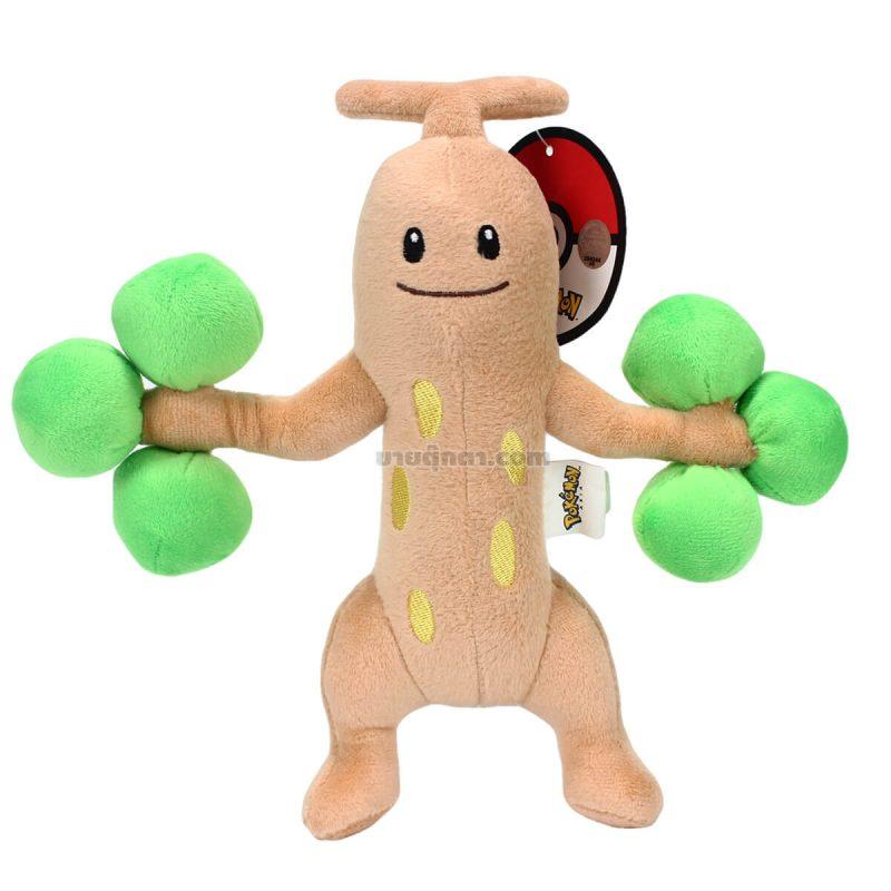 ตุ๊กตา อุซกกี / Usokkie โปเกมอนต้นไม้ Sudowoodo จากเรื่องโปเกม่อน Pokemon