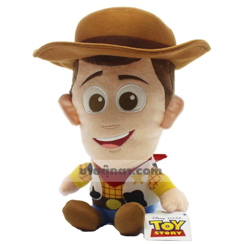 ตุ๊กตาวู้ดดี้จากเรื่องทอยสตอรี่ Woody Kawaii Toy Story ของค่าย ดิสนีย์ Disney