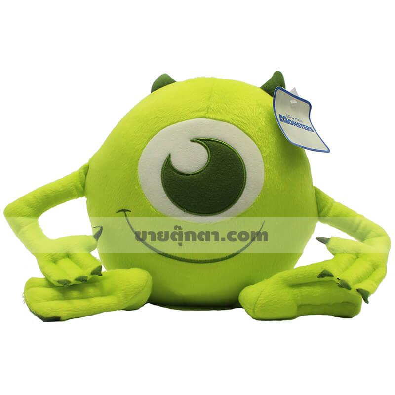 ตุ๊กตา ไมค์ / Mile Kawaii Monsters จากเรื่องมหาลัยมอนส์เตอร์ University Monsters Inc ของค่าย ดิสนีย์ Disney