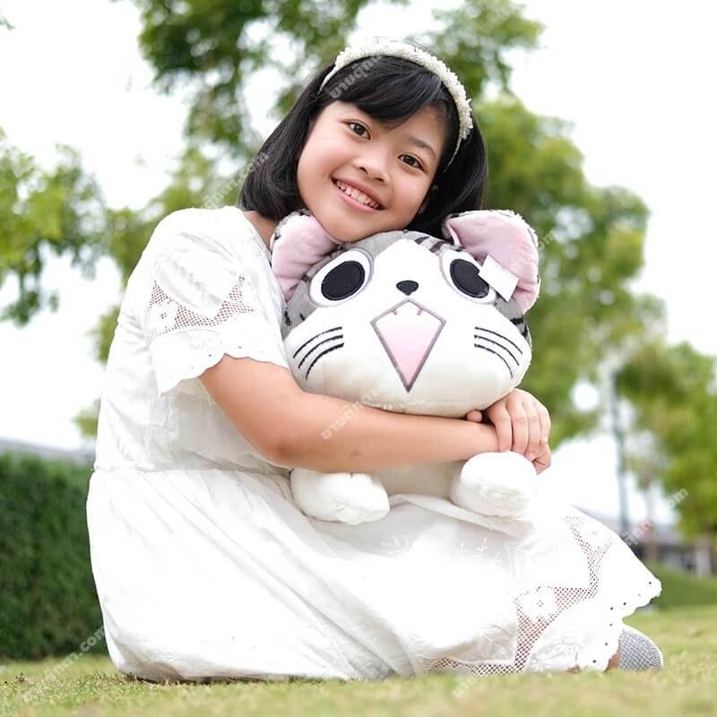 ตุ๊กตาเต่าแมวจี้จากเรื่อง จี้ บ้านนี้ต้องมีเมียว Chi Animation