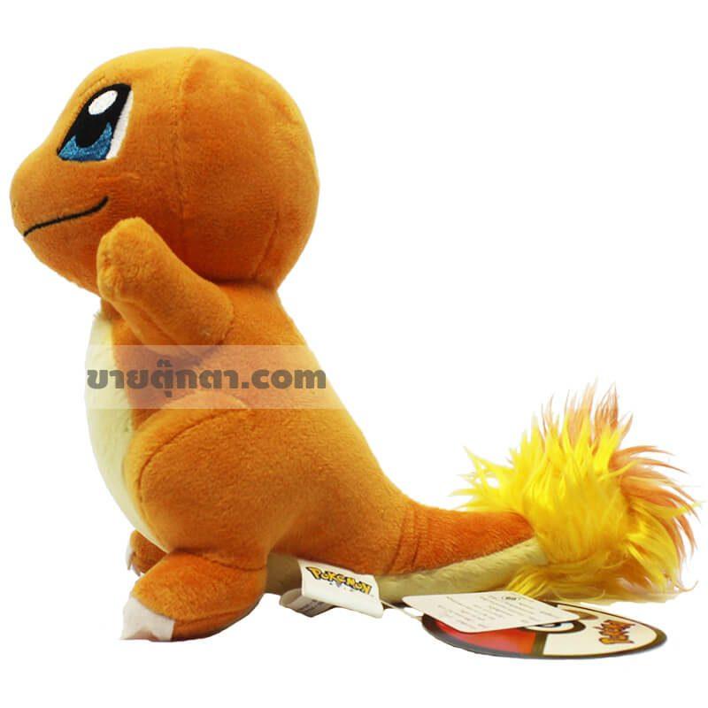 ตุ๊กตาฮิโตะคาเงะจากเรื่องโปเกม่อน Hitokage Charmander Pokemon