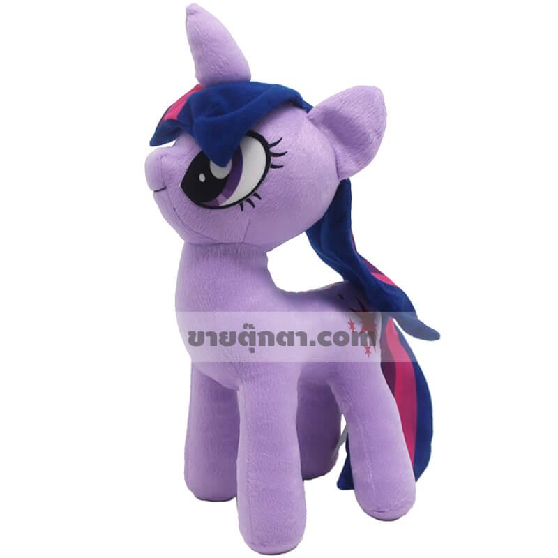 ตุ๊กตาทไวไลท์ สปาร์คเคิลจากเรื่องมายลิตเติ้ลโพนี่ Twilight Sparkle My Little Pony