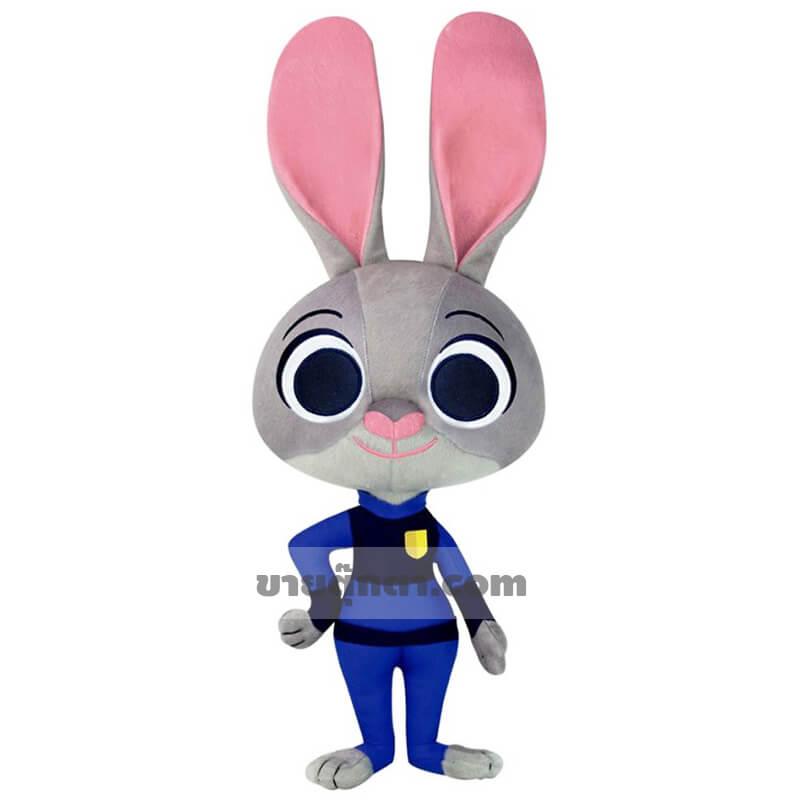 ตุ๊กตา จูดี้ ฮอปส์ / Judy Hopps จากเรื่องซูโทเปีย Zootopia ของค่าย ดิสนีย์ Disney