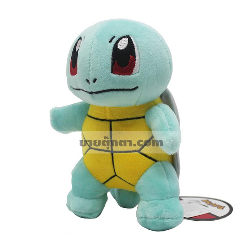 ตุ๊กตาเซนิกาเมะจากเรื่องโปเกม่อน Zenigame Squirtle Pokemon