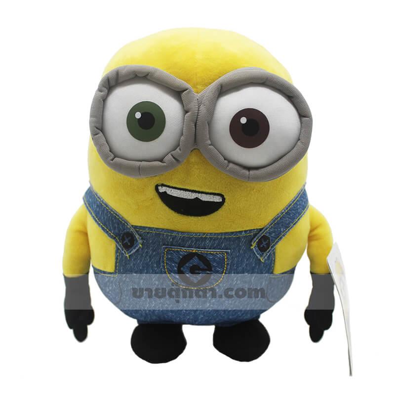 ตุ๊กตามินเนี่ยน บ๊อบ (Minons Bob) จากเรื่อง มิสเตอร์แสบร้ายเกินพิกัด Despicable Me