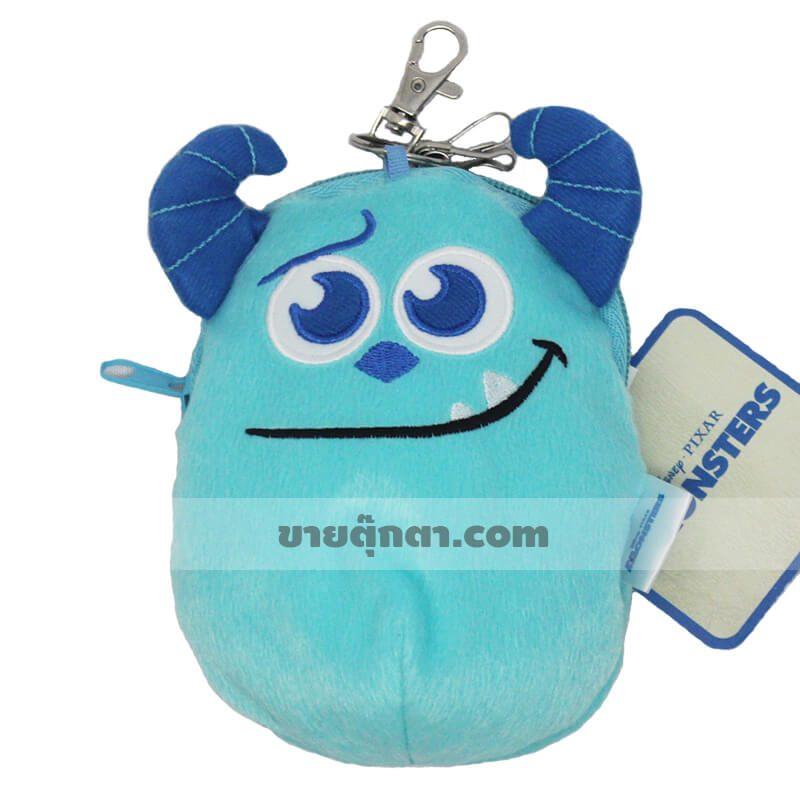 กระเป๋าสตางค์ ซัลลี่ / Sulley Wallet Monsters จากเรื่องมหาลัยมอนส์เตอร์ University Monsters Inc ของค่าย ดิสนีย์ Disney