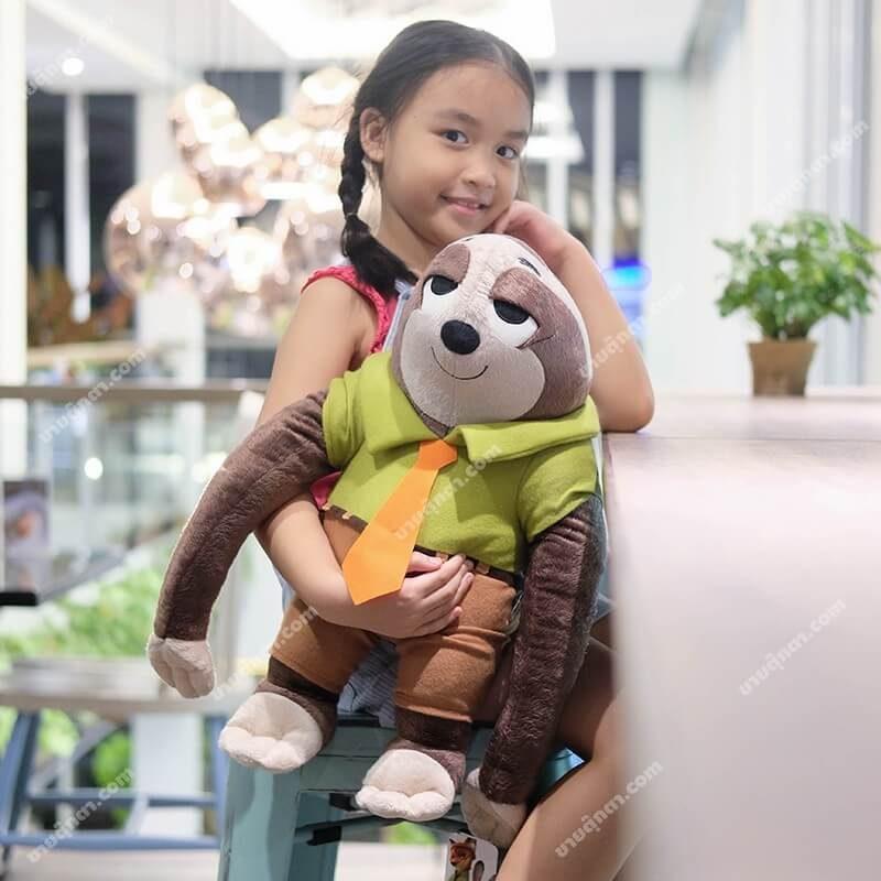 ตุ๊กตา แฟลช / Flash จากเรื่องซูโทเปีย Zootopia ของค่าย ดิสนีย์ Disney