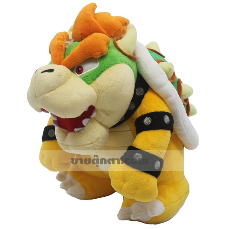 ตุ๊กตา คุปปะ บาวเซอร์ / Koopa King Bowser จากเกม ซูเปอร์มาริโอ Super Mario