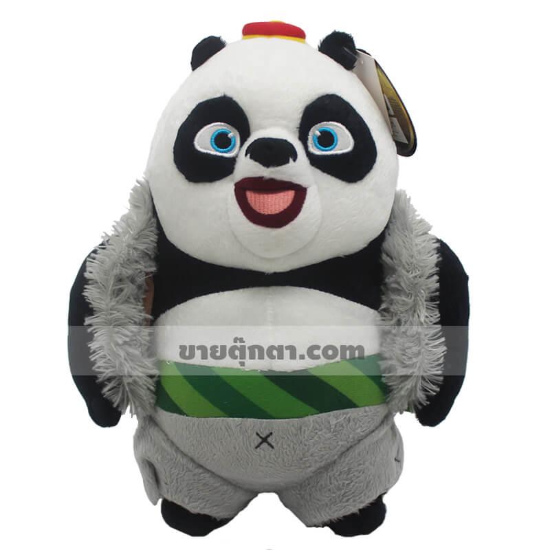 ตุ๊กตา เปา กังฟูแพนด้า / Bao Kung Fu Panda จากเรื่อง กังฟูแพนด้า ของค่าย ดิสนีย์ Disney