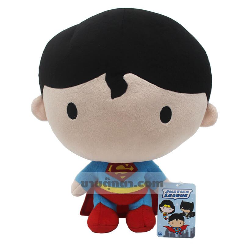 ตุ๊กตา ซูเปอร์แมน จัสติซ ลีก / Superman Justice League จากเรื่อง บุรุษเหล็กซูเปอร์แมน Man of Steel ของค่ายดีซี DC Universe