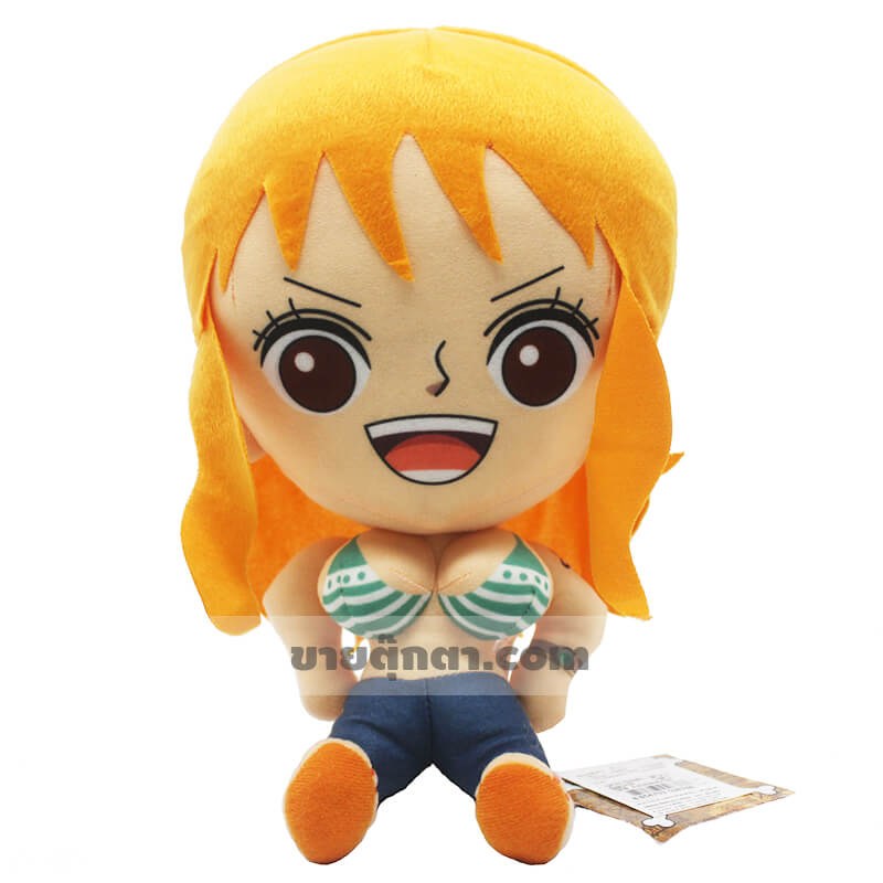 ตุ๊กตานามิจากเรื่องวันพีช Nami Onepiece