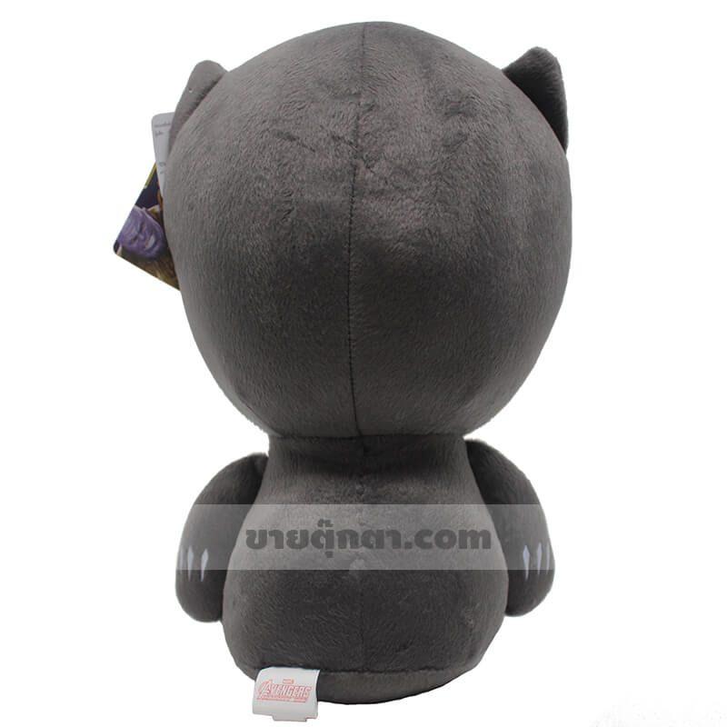 ตุ๊กตา แบล็ค แพนเทอร์ จากเรื่องอเวนเจอร์ส Black Panther Avenger ของค่าย มาร์เวล Marvel