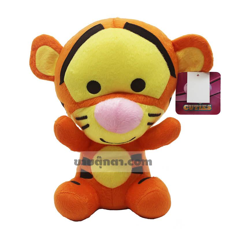 ตุ๊กตา ทิกเกอร์ คิวตี้ / Tigger Cutie จากเรื่องวินนี่เดอะพูห์ Winnie the pooh ของค่าย ดิสนีย์ Disney