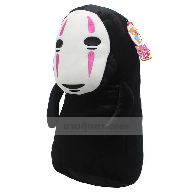 ตุ๊กตา คาโอนาชิ ผีไร้หน้า / Kaonashi Plush Toy จากเรื่อง Spirited Away