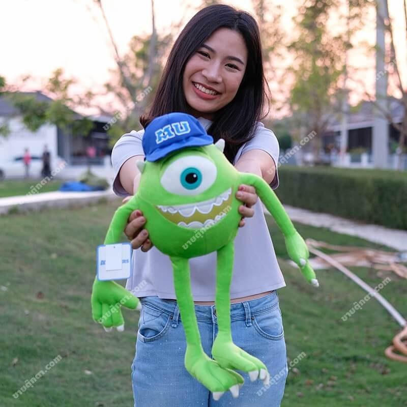 ตุ๊กตา ไมค์ & ซัลลี่ / Mike & Sulley Monsters จากเรื่องมหาลัยมอนส์เตอร์ University Monsters Inc