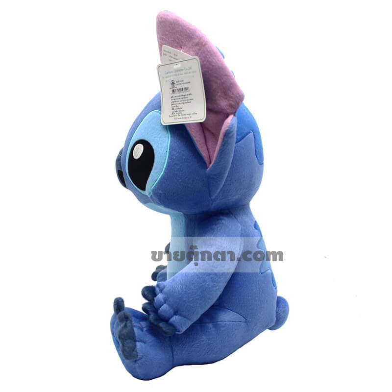 ตุ๊กตา สติทซ์ ท่านั่ง / Stitch จากเรื่อง ลีโล่ แอนด์ สติทซ์ ของค่าย ดิสนีย์ Disney