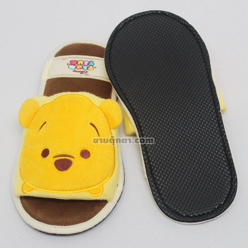 รองเท้า พูห์ & พิกเล็ต / Pooh & Piglet Slipper จากเรื่อง Winnie the pooh ของค่าย ดิสนีย์ Disney