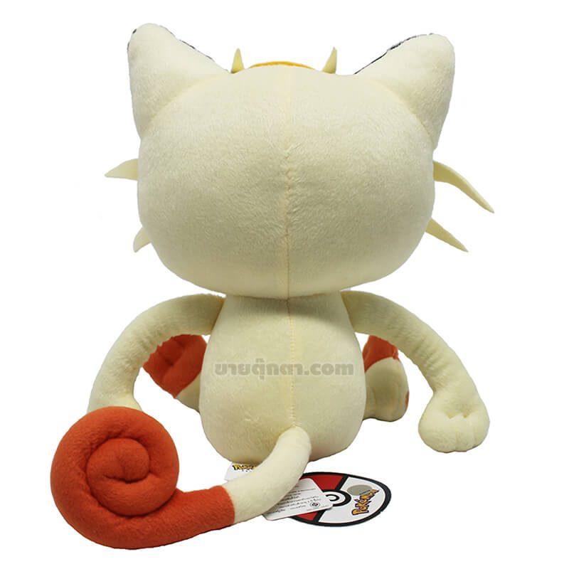 ตุ๊กตา เนียส / Meowth จากเรื่องโปเกม่อน Pokemon