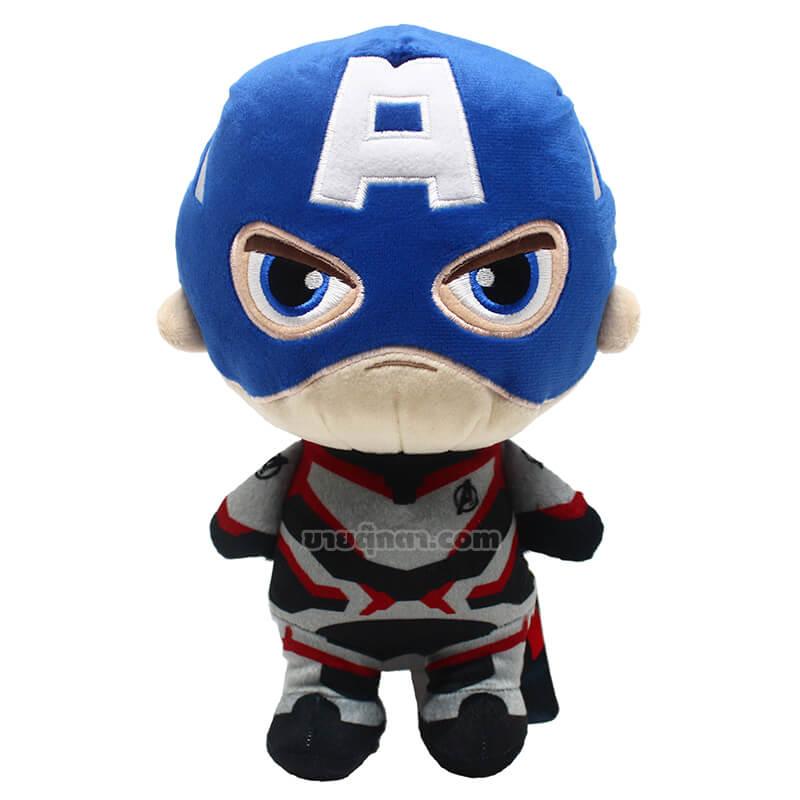 ตุ๊กตา กัปตันอเมริกา / Captain America จากเรื่องอเวนเจอร์ส เผด็จศึก Avenger Endgame ของค่าย มาร์เวล Marvel