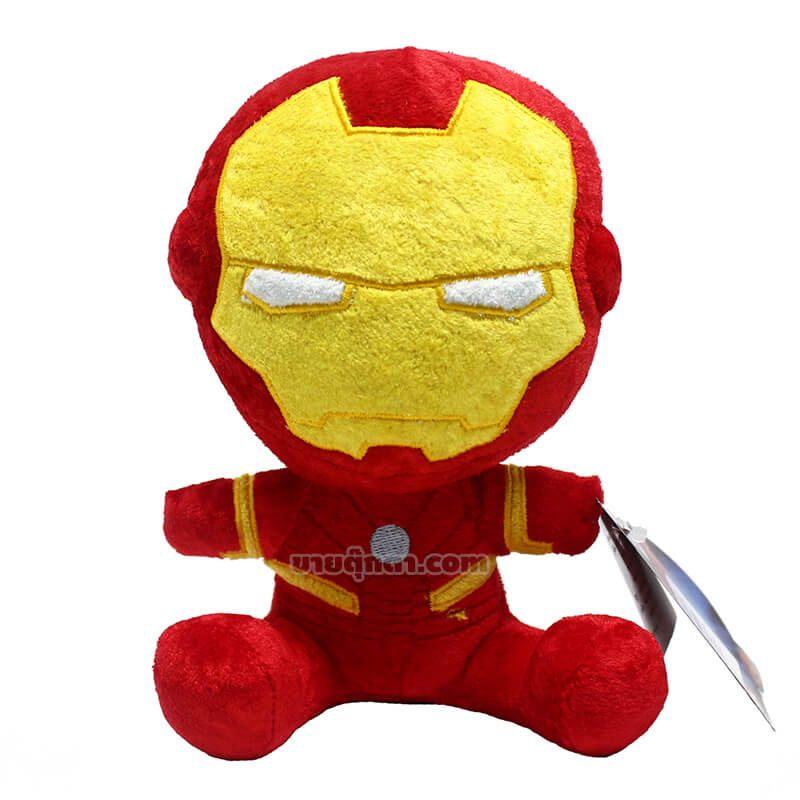 ตุ๊กตาไอรอนแมน จากเรื่องอเวนเจอร์ส Iron Man Avenger