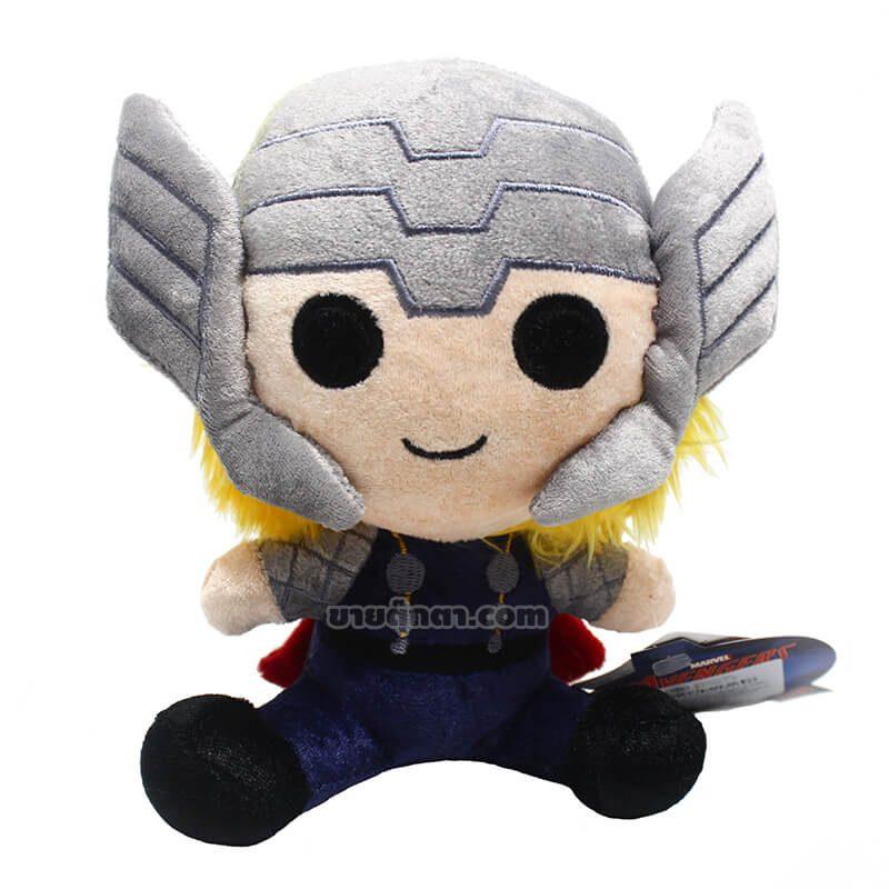 ตุ๊กตา ธอร์ / Thor จากเรื่องอเวนเจอร์ส Avenger ของค่าย มาร์เวล Marvel