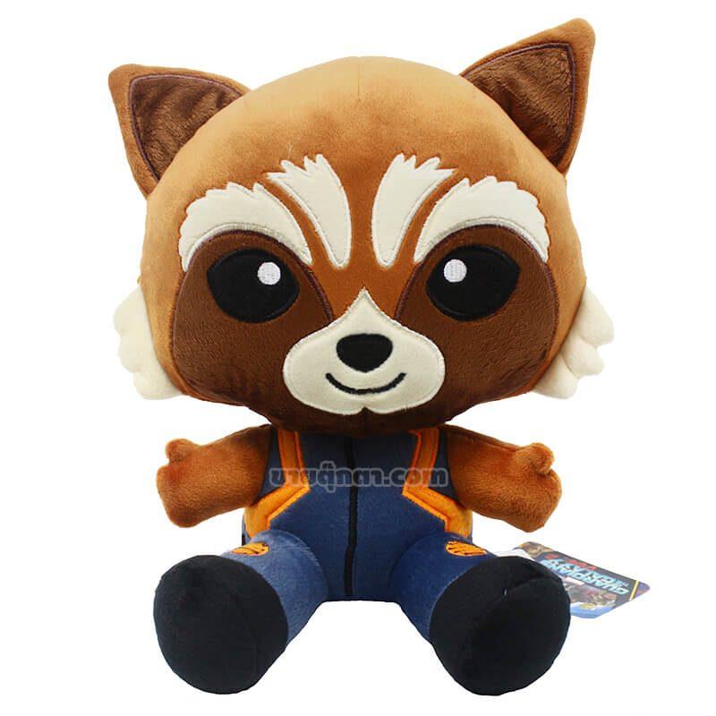 ตุ๊กตา ร็อคเก็ต / Rocket จากเรื่องรวมพันธุ์นักสู้พิทักษ์จักรวาล Guardians of the Galaxy ของค่าย มาร์เวล Marvel