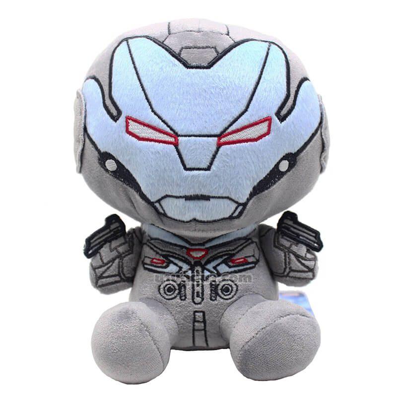 ตุ๊กตา วอร์แมชชีน / War Machine จากเรื่องอเวนเจอร์ส Iron Man Avenger ของค่าย มาร์เวล Marvel