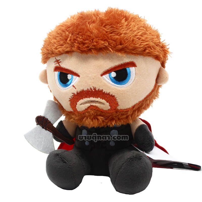 ตุ๊กตา ธอร์ ขวานสายฟ้า / Thor Storm Breaker จากเรื่องอเวนเจอร์ส Avenger ของค่าย มาร์เวล Marvel