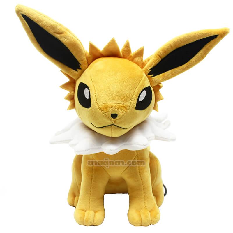 ตุ๊กตา อีวุย ร่างสายฟ้า / Jolteon จากเรื่องโปเกม่อน Pokemon