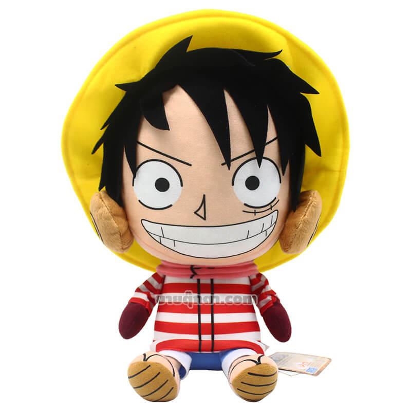 ตุ๊กตาลูฟี่จากเรื่องวันพีช Luffy Onepiece