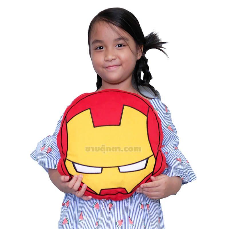 หมอนผ้าห่ม ไอรอนแมน / Iron Man จากเรื่องอเวนเจอร์ส Avenger Endgame ของค่าย มาร์เวล Marvel