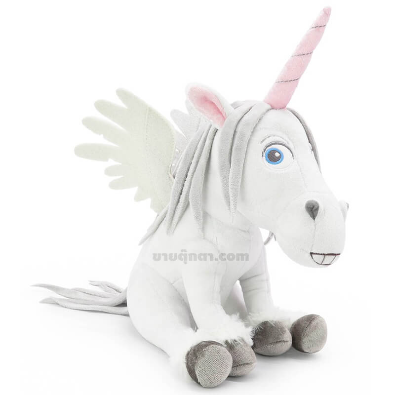 ตุ๊กตา ยูนิคอร์นจรจัด / Unicorn Onward จากเรื่อง คู่ซ่าล่ามนต์มหัศจรรย์ ของค่าย ดิสนีย์ Disney