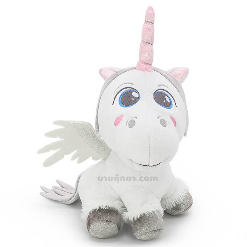 ตุ๊กตา ยูนิคอร์นจรจัด คิวตี้ / Unicorn Onward Cute จากเรื่อง คู่ซ่าล่ามนต์มหัศจรรย์ ของค่าย ดิสนีย์ Disney