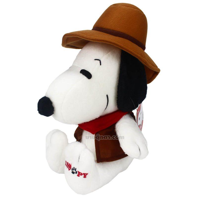 ตุ๊กตา สนูปปี้ คาวบอย / Snoopy Cowboy ของค่าย ดิสนีย์ Disney